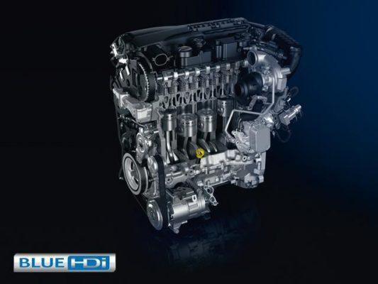 Reprogrammation moteur Blue Hdi